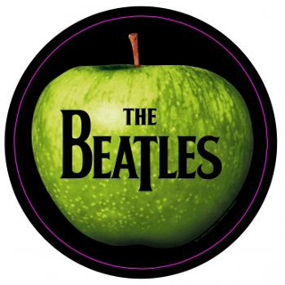 Picture of Beatles Mouse Pads: The Beatles - Apple Logo