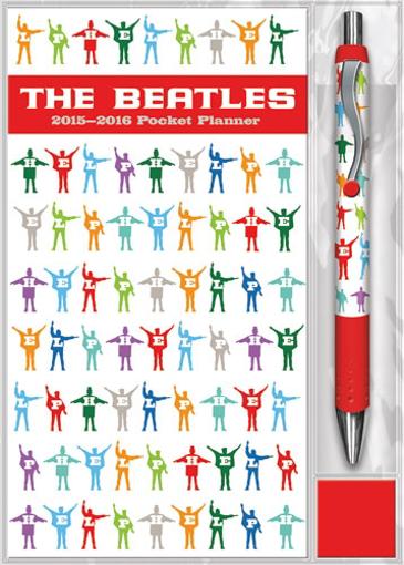 Picture of Beatles Planner: Help Planner & Pen