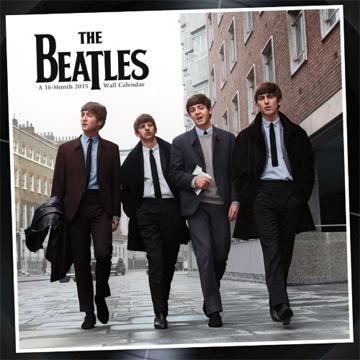 Picture of Beatles Calendar: 2015 Wall Calendar