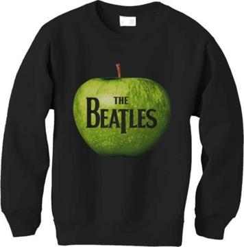 Picture of Beatles Sweat Shirt: Apple Logo