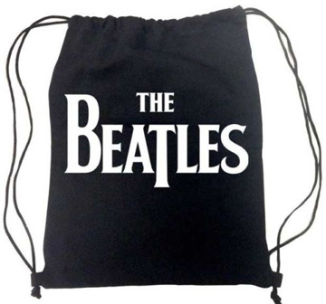 Picture of Beatles Bag:  Drop T Drawstring Bag
