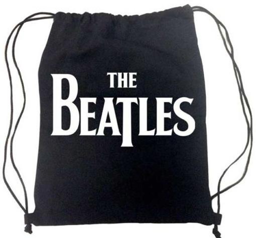 Picture of Beatles Bag:  Drop T Drawstring Bag