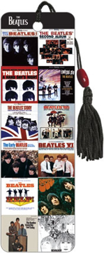 Picture of Beatles Bookmarks: Premium Album Covers