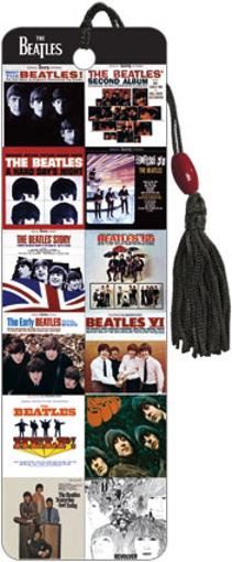 Picture of Beatles Bookmarks: Premium Album Covers