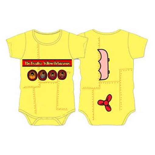 Picture of Beatles Onesie: Yellow Submarine