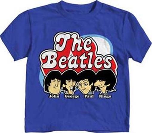 Picture of Beatles T-Shirt: BeatlesToddler Toon
