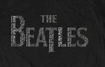 Picture of Beatles Adult T-Shirt:; Classic Drop-T Song Titles