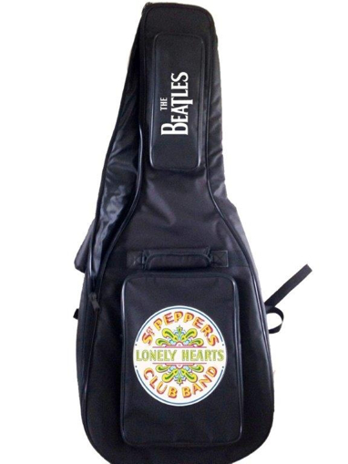 Picture of Beatles Gig Bag: The Beatles Sgt Pepper Guitar Case