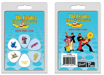 Picture of Beatles Guitar Picks : Yellow Submarine Six Pack