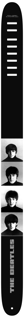 Picture of Beatles Guitar Strap: A Hard Day's Night & Logo