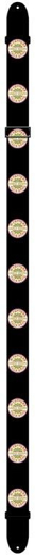 Picture of Beatles Guitar Strap: Sgt Pepper Drum Skin