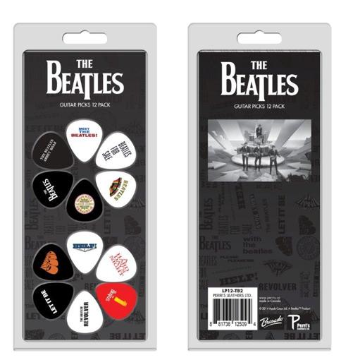 Picture of Beatles Guitar Picks : Album 12 Pack