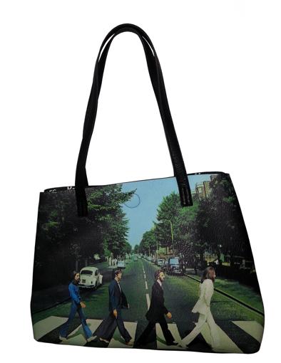 Picture of Beatles Designer Bag: Abbey Road Reversible