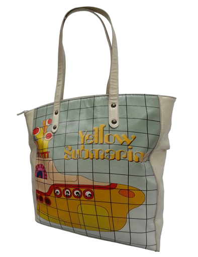 Picture of Beatles Designer Bag:Yellow Sub Tote Style