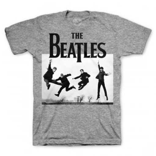 Picture of Beatles Adult T-Shirt: Twist and Jump