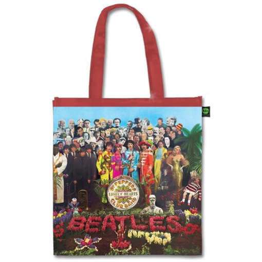 Picture of Beatles BAG: Sgt. Pepper Reusable Shopper