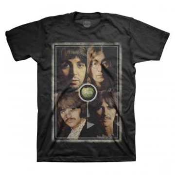Picture of Beatles Adult T-Shirt: Let it be - Apple