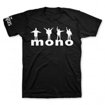 Picture of Beatles Adult T-Shirt: Help in Mono