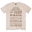 Picture of Beatles Adult T-Shirt: JPG&R Kite Poster