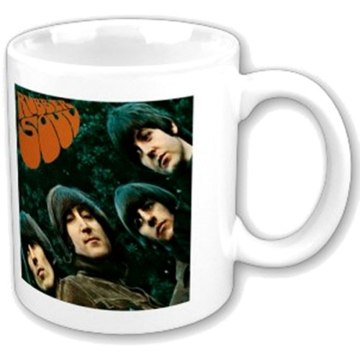 Picture of Beatles Mug: Rubber Soul