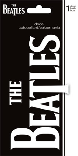 Picture of Beatles Decals: The Beatles Logo Decal