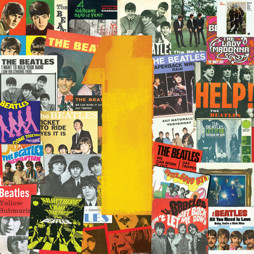 "Picture of Beatles Puzzle: The Beatles ""Number One"" Singles"