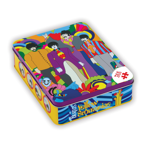"Picture of Beatles Puzzle: The Beatles ""Yellow Submarine"""