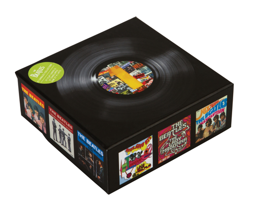 """Picture of Beatles Cards: The Beatles """"Number One"""" Singles"""