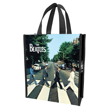 Picture of Beatles BAG: Abbey Road Small Recycled Shopper Tote