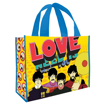 Picture of Beatles BAG: Yellow Submarine Extra Large Recycled Shopper Tote