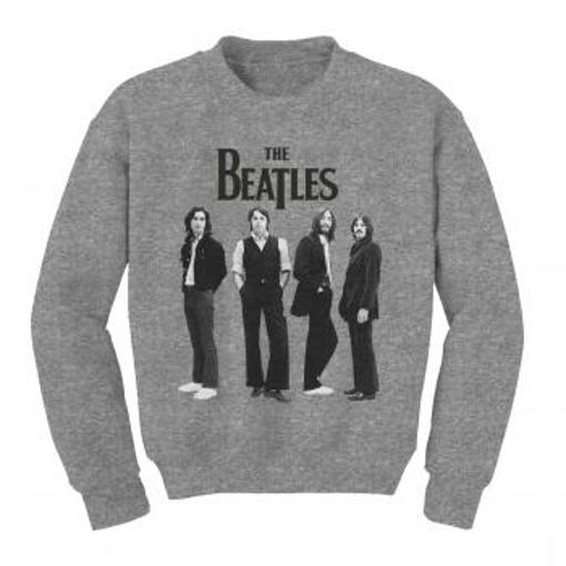 Picture of Beatles Sweat Shirt: Crew Neck Fleece