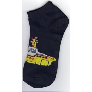 Picture of Beatles Socks: Women's Yellow Submarine Low Cut