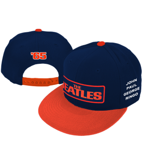 Picture of Beatles Cap: BEATLES 65 HAT