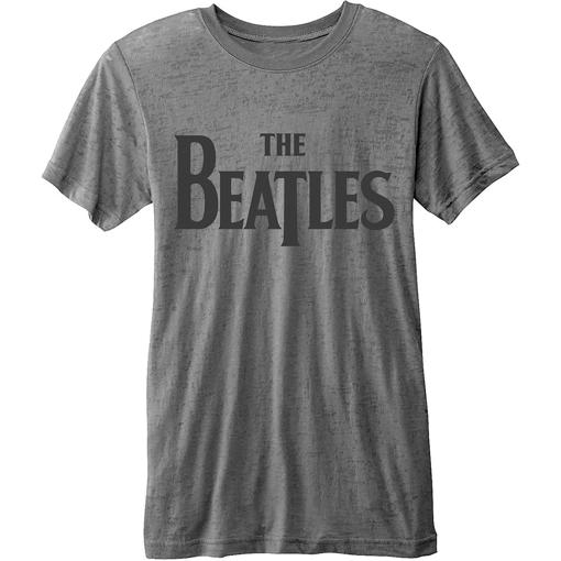 Picture of Beatles Adult T-Shirt: Burnout Drop T