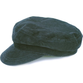 """Picture of Beatles Cap:  The Beatles Help! Hat: Black Cord Large Size Hat (22""""inch)"""