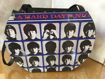 Picture of Beatles Original Record Purse/Bag:The Beatles - Hard Day's Night
