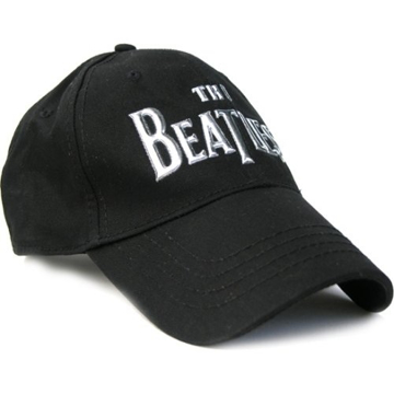 Picture of Beatles Cap: The Beatles Logo in Silver