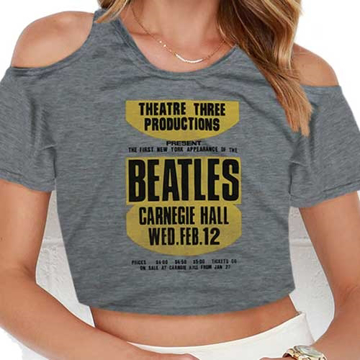 Picture of Beatles Jr's T-Shirt: Carnegie Hall