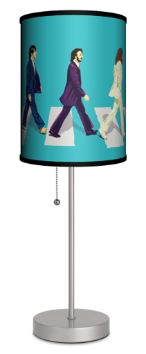 Picture of Beatles Lamp  & Shades: Abbey Road