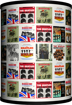 Picture of Beatles Lamp & Shades: USA Album Covers