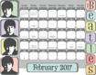 Picture of Beatles Calendar Pad: 2017 Calendar Pad