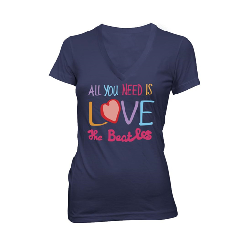 Picture of Beatles Jr's T-Shirt: All You Need  is Love V