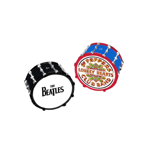 Picture of Beatles Salt & Pepper: The Beatles Sgt. Pepper's Drum Salt & Pepper Set
