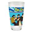 """Picture of Beatles Glasses: The Beatles """"Yellow Submarine"""" 2 pc. Laser Decal Glass Set"""