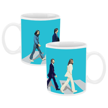 "Picture of Beatles Mug: The Beatles ""Abbey Road"" Ceramic Mug"