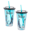 "Picture of Beatles Drinkware: The Beatles Teal ""Abbey Road"" Travel Cup"