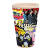 Picture of Beatles Drinkware: The Beatles Album Collage 2 pc. Bamboo Cup Set