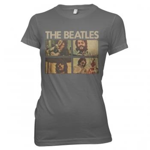 Picture of Beatles Jr's T-Shirt: Let it be the end