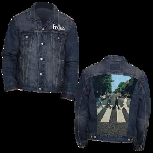 Picture of Beatles Jacket: Denim-Jean Abbey Road