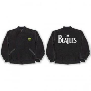 Picture of Beatles Jacket: Beatles Drop-T Logo Luxury Varsity Jacket